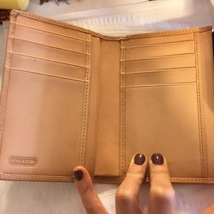 Coach Bags - authentic coach wallet